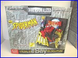 MARVEL AMAZING SPIDER-MAN #44 3D-POSTER COMIC COVER Sculpture STATUE Replica
