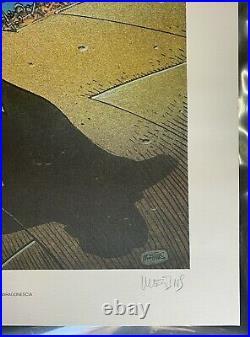 MOEBIUS TIRAGE PHARAGONESCIA 150 EX SIGNE TBE Dim 4565 Cm a vue