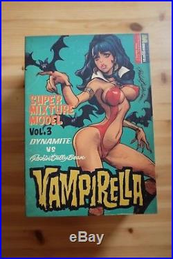 Mamegyorai VAMPIRELLA DYNAMITE vs. Rockin' Jelly Bean Erostika (w. Signed poster)