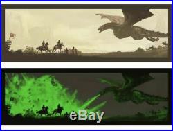 Mark Englert Spoils of War Game of Thrones Print Rare NYCC SDCC Halloween Mondo