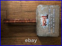 Marvel Legends THOR & Poster 7 Action Figure San Diego Comic Con Exclusive 2011