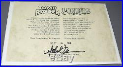 Michael Turner Tomb Raider/Witchblade Limited Ed Portfolio 297/900 Comic Art