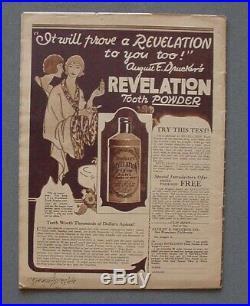 Movie Weekly # July 1924 Macfadden -FN Comic Book
