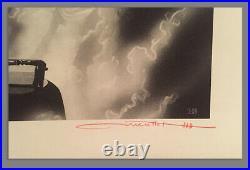 NICOLLET- Litho Sherlock Holmes signée n° 29/30 40 X 60 cm NEUF