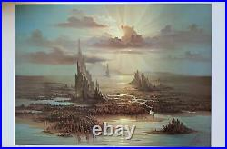 Overpopulation by John Pitre Poster 23 X 35