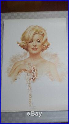 PEPE GONZALEZ Set POSTERS Marilyn Monroe