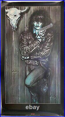 Poster Comics The Crow James OBarr 1994 US RARE