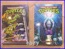 RARE Ninja Turtles Archie TMNT Adventures 1-8 RUSSIAN Chris Allan + POSTERS