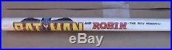 Rare 1977 Batman and Robin Poster #5901 Neal Adams Super Hero Wallbusters Poster