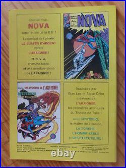 Rare! Bd Strange N° 118 D'oct. 1979, Avec Poster, Etat Comme Neuf