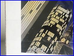Rare Lithograph SpiderMan vs. Green Goblin signed by Alex Ross John Romita 24x36