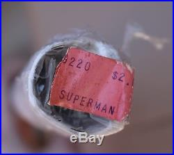 Rare Vintage Super Hero Wallbusters Superman Neal Adams 5900 Poster New 1977 Man
