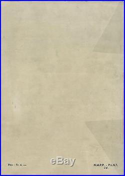 Rarissime Eo Reliure Éditeur Strange Album N° 4 / N° 11 (avec Poster) -12-13