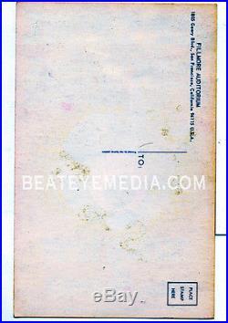 Rick Griffin- Hendrix-grateful Dead-comic Art-concert Poster-stanley Mouse-bg105