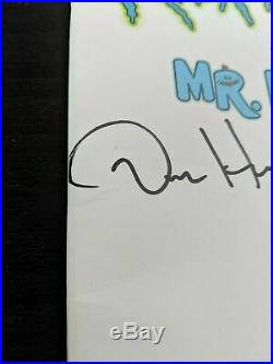 Rick and Morty Mr. Meeseeks #1 Oni Press Signed Justin Roiland Dan Harmon & Cast