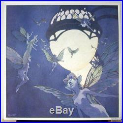 Rosinski offset Art Nouveau pour le CBBD 150 ex signe