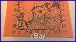 San Francisco Comic Book Company 1970 Everybody I Love You Poster Mendes Nmint