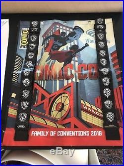SDCC 2018 DC AQUAMAN EXCLUSIVE SIGNING AUTOGRAPH MOMOA KIDMAN WILSON + More