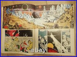 SECRET WARS & Secret Wars II Zoids UK EDITION all 80 issues Gifts & Posters
