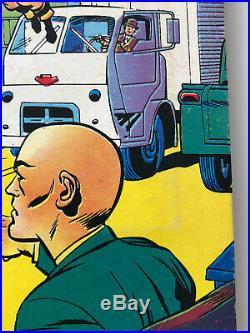 STRANGE N° 11 POSTER Attaché encarté LUG 1970 EO TTBE ++ Comme NEUF