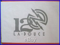 Schuiten Serigraphie Archives Internationales La Douce N° 1 55 X 75 Etat Neuf