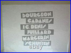 Schuiten Serigraphie Signee Ca C Est La France 50 X 70 Etat Neuf