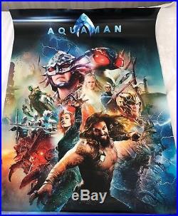 Sdcc 2018 DC Aquaman Exclusive-signing Autograph Jason Momoa Nicole Kidman