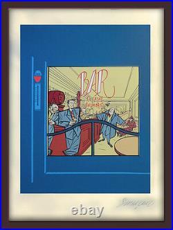 Serge CLERC PHIL PERFECT LE BAR ARUMBAYA Ex. Signés CHAMPAKA 1986 + CADEAU