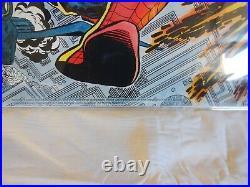 Spider-Man and Hobgoblin Poster Marvel 1984 John Romita Jr Al Milgrom