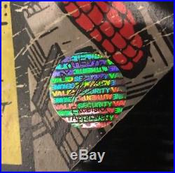 Stan Lee SIGNED The Amazing Spider-Man #1 Wood Art Authentic Excelsior Hologram
