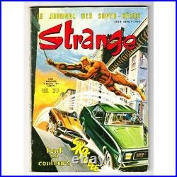 Strange N° 86 + Poster Comics Marvel