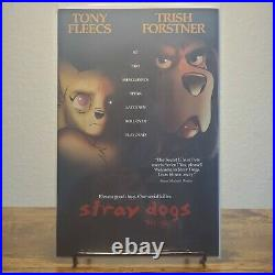 Stray Dogs (2021) #1 Horror Variant Seven Movie Poster ONLY LISTING Rarest