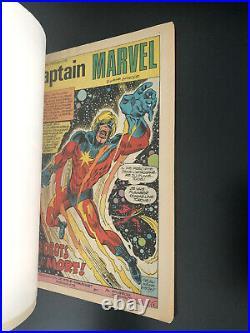 Superbe STRANGE N° 87 poster Attaché Encarté E. O LUG 1977 TTBE Quasi NEUF