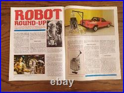 TRANSFORMERS UK COMIC ISSUE NO. 1 FIRST MARVEL 20TH SEPT 1984 High Grade + POSTER