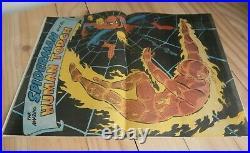 The Incredible Hulk #1 Newton Comics / 1975 / With Poster /