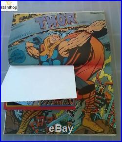 Thor 2 Serie 1/42 Serie Completa -poster/adesivo-editoriale Corno-ottimo