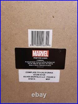 Vintage 90s Style Marvel Capitan America Comic Books Wall Art