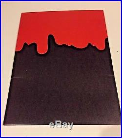Watchmen Portfolio Zenda 1987 Signed Alan Moore Dave Gibbons 227/2000 complete