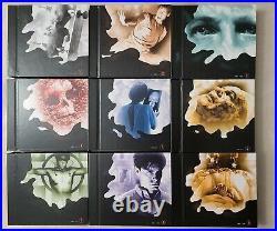 X Files Complete Collectors Edition DVD Poster Comic Book Box Set Bonus Full All