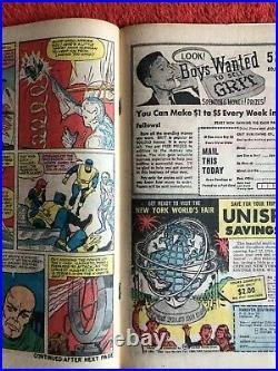 X-MEN #6 Silver Age Marvel Comic Sub-mariner joins Evil Mutants Cylcops Poster