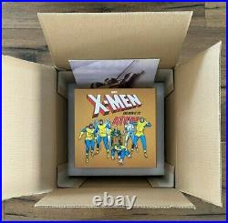 X-MEN CHILDREN OF THE ATOM BOX SET MARVEL BRAND NEW withPOSTER OUT OF PRINT