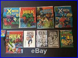 X-Men (Newton) Australian Australia 1 2 3 4 5 6 Comics Poster Card