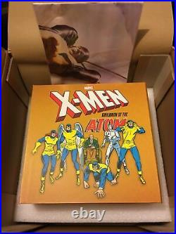 X-men Children Of The Atom Hardcover Collection Box Set Marvel New & Poster