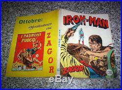 Zagor Zenith N. 66 Originale 1966 Ottimo Con Poster Tipo Bonelli Tex Mark Araldo